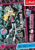Puzzle Monster High: Lagoona Blue 54 dílků