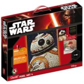 Pixel Art Photo Star Wars: BB-8 4 desky