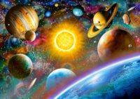 Puzzle Pro Dospele Kresleny Vesmir Astronomie Puzzle Puzzle Cz