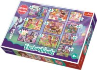 Puzzle Enchantimals 10v1