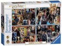 Puzzle Harry Potter 4x100 dílků