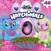 Puzzle Hatchimals 48 dílků