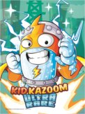 Puzzle Kid Kazoom a Super Zings: Ultra Rare 20 dílků