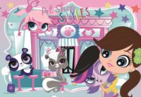 Puzzle Littlest Pet Shop 160 dílků