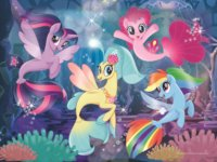 Puzzle My Little Pony Film 30 dílků