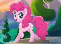 Puzzle My Little Pony: Pinkie Pie 20 dílků