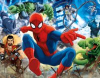 Puzzle Ultimate Spiderman vs. Sinister 6, 100 dílků