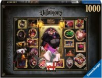 Puzzle Villainous: Ratigan 1000 dílků