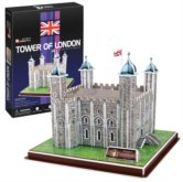 3D puzzle CUBICFUN - Tower of London 3D, Londýn